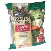 A Colorful Trio of Crunchy Broccoli, Carrots & Cauliflower, Great for Snacking or Quick & Easy Side Dishes.